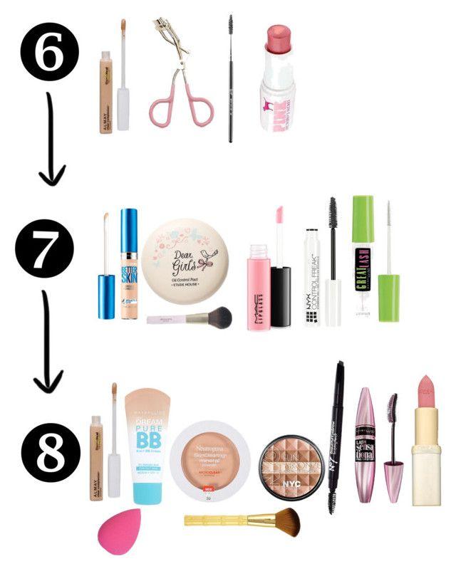 6th 7th 8th Grade Makeup Beauty 8th Grade Makeup School