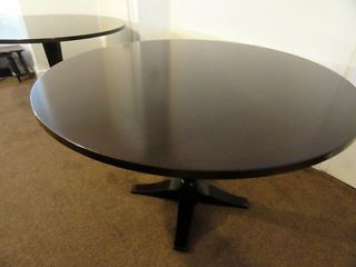 2 RESTAURANT DINING TABLES Ockendon Picture 1