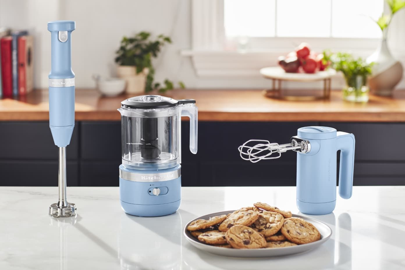Kitchenaid just launched a line of cordless countertop