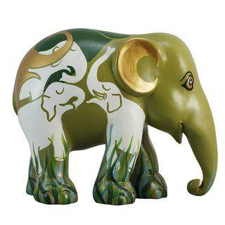 Elephant Parade - Elephants communicating