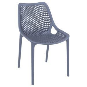 Compamia Air Dove Modern Resin Outdoor Chair - Set of 2