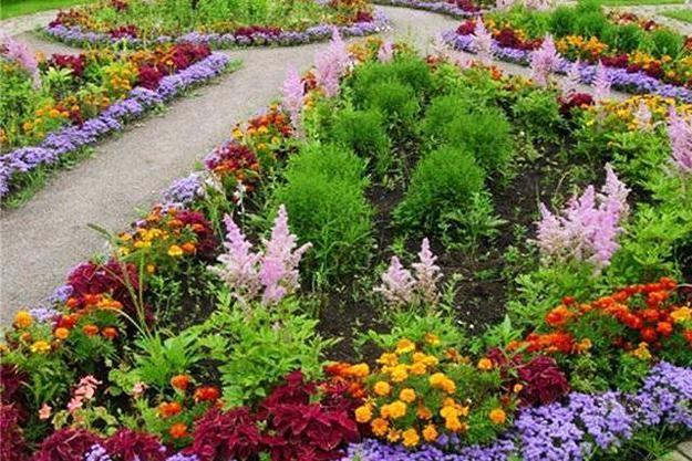 flower garden design. 33 Beautiful Flower Beds Adding Bright Centerpieces To Yard Landscaping And Garden Design I