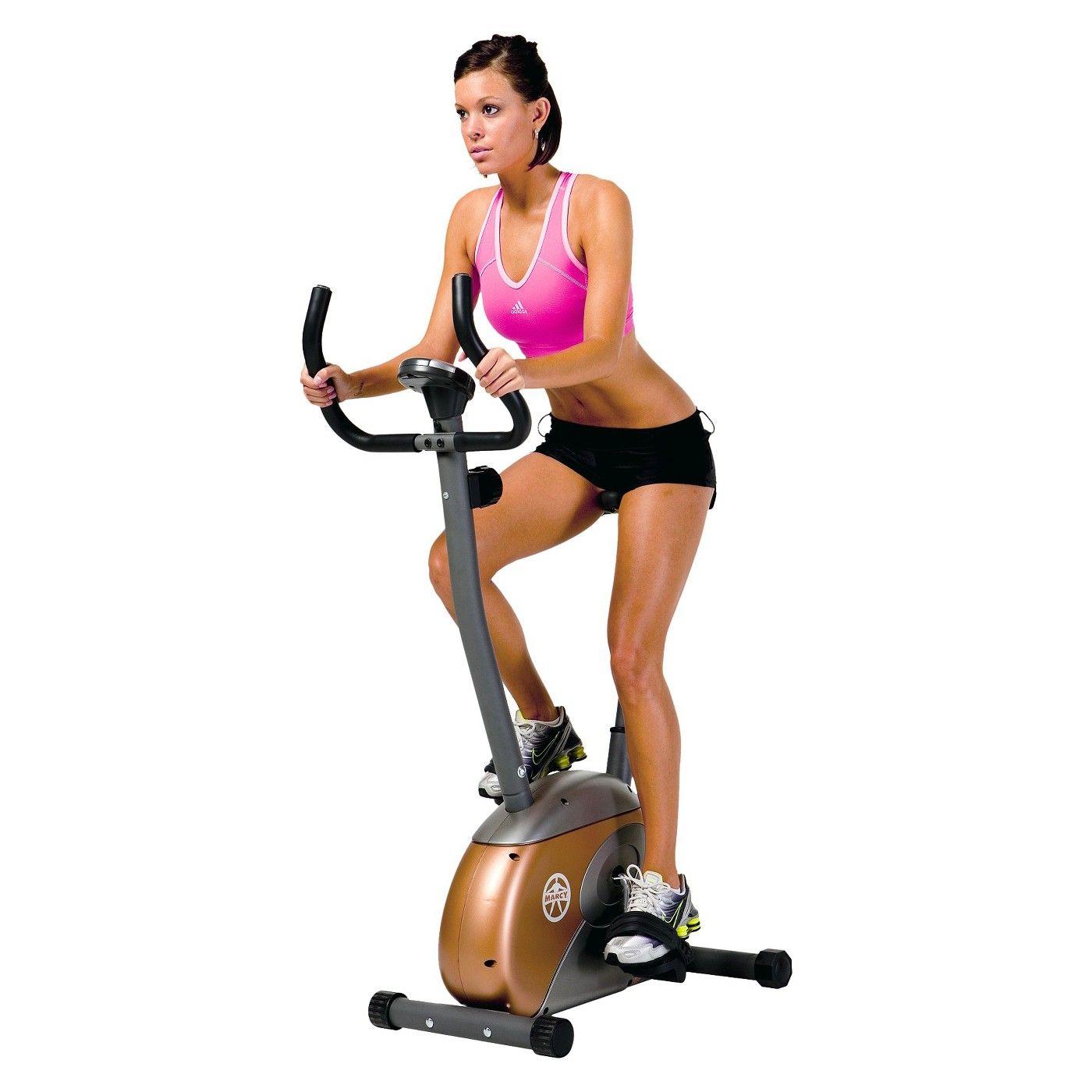 Marcy Upright Magnetic Exercise Bike Upright Exercise Bike Biking Workout Best Exercise Bike