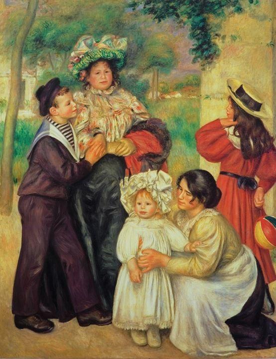 Tableau Renoir   Renoir, Peintures renoir, Pierre auguste renoir