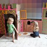 A Cardboard Castle to Keep by Built By Kids