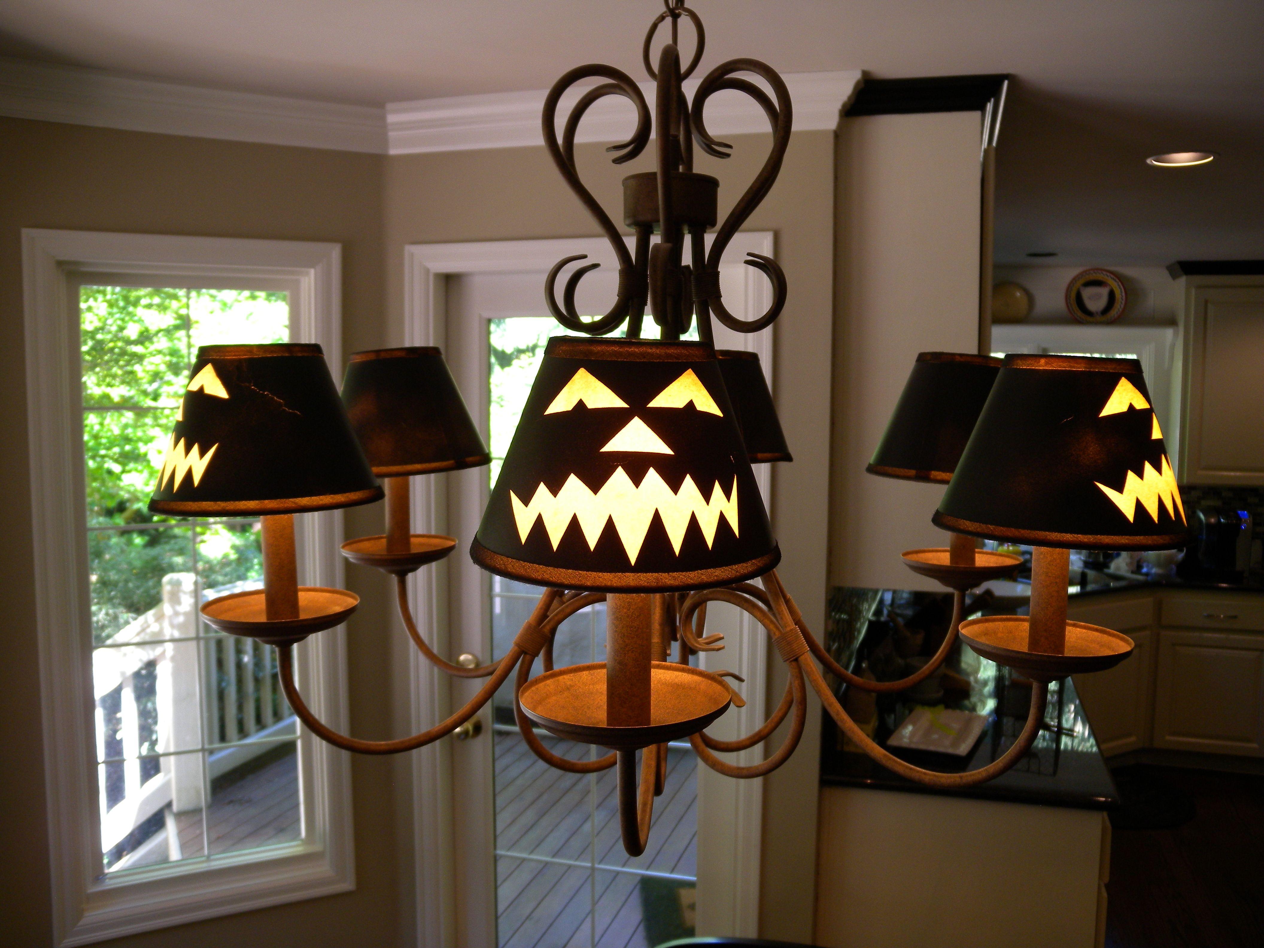 Ballard design inspired jack o lantern lamp shades craft ideas ballard design inspired jack o lantern lamp shades aloadofball Gallery
