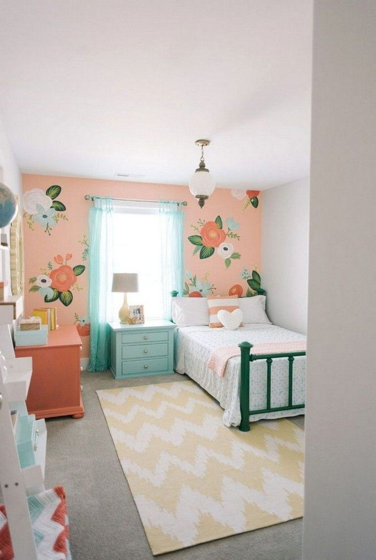 27 cool kids bedroom trends 2017 bedroom recamara for Decoracion habitacion bebe nina 2017
