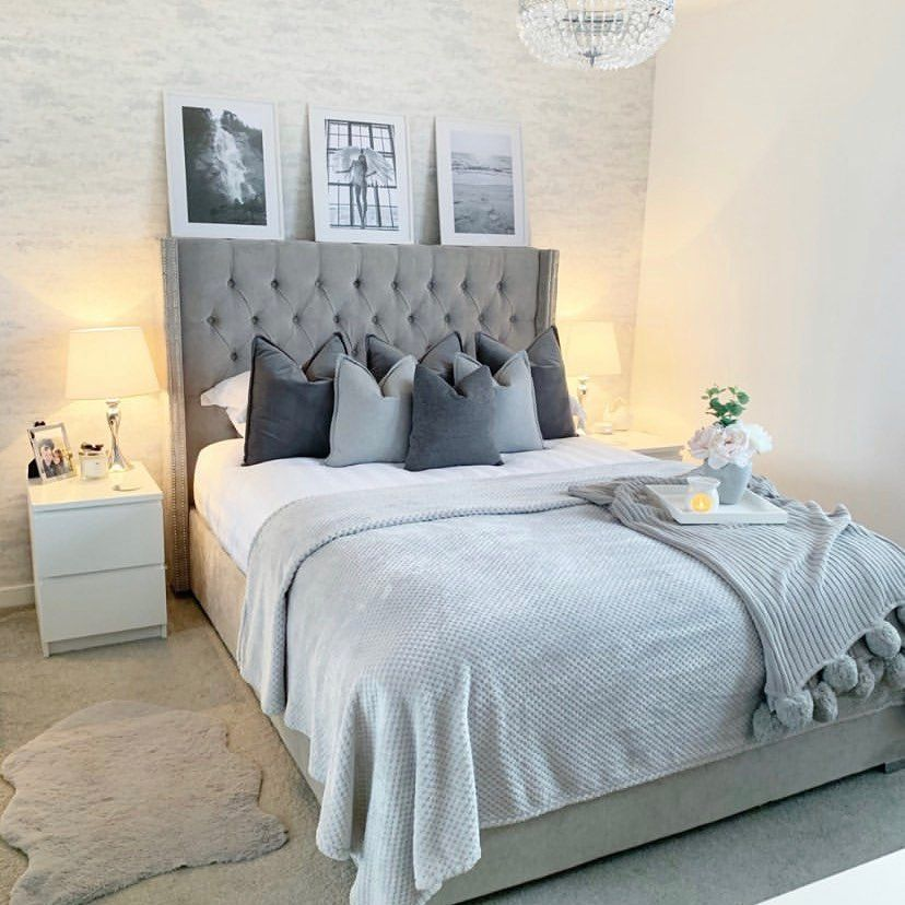 """Arista Living on Instagram: """"Love this shot by @the_orkney_home! How will you style yours? .... #aristaliving #bedroomdecor #bed #bedroomideas #bedroom #bedroominspo…"""""""
