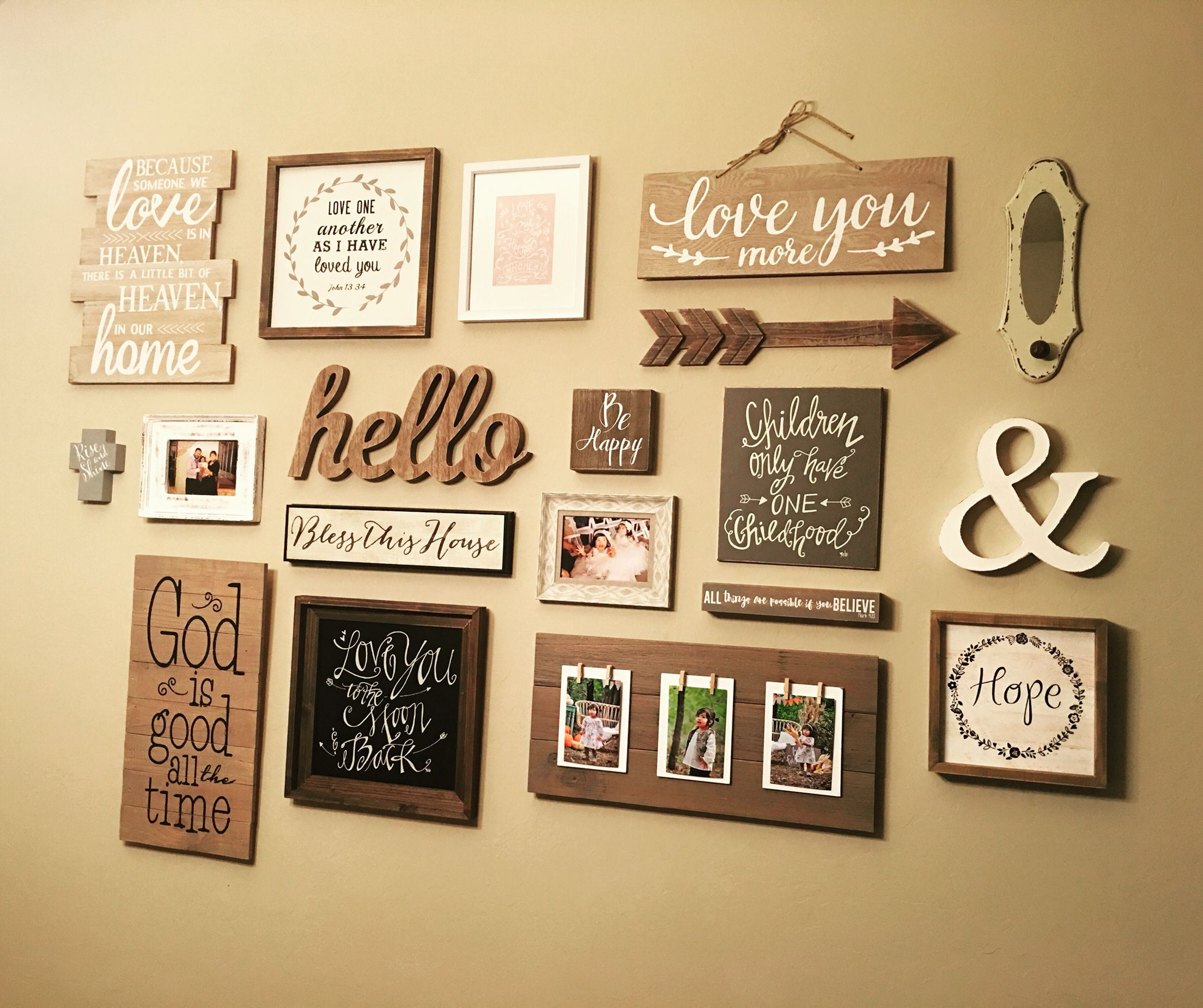 Kitchen Wall With Images Wall Collage Decor Kitchen Wall