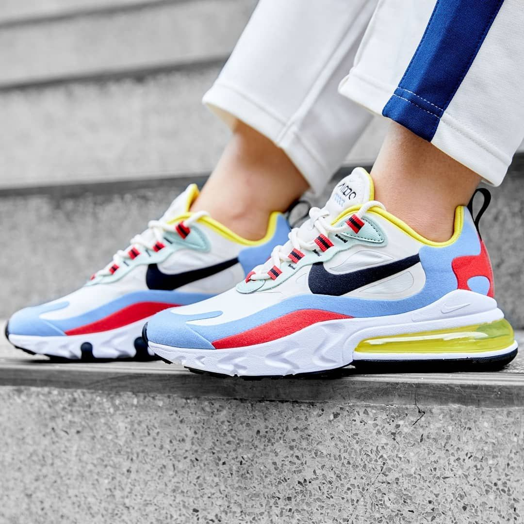 Nike Air Max 270 React (Women) | 5,500 THB. Inspired by