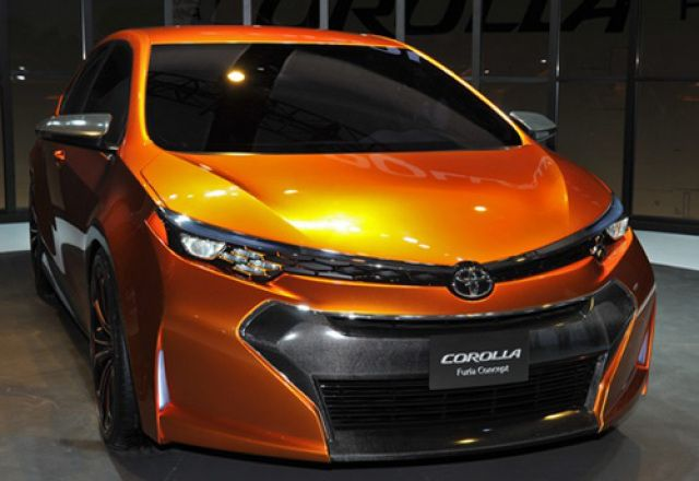 2016 Toyota Furia Concept and Prices