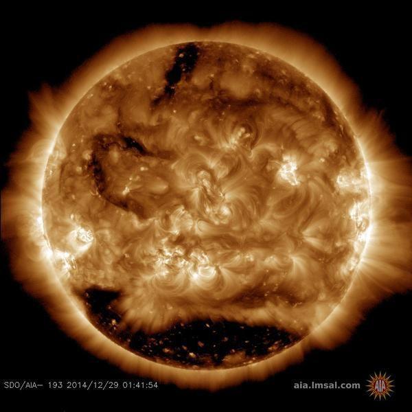 Twenty Per Cent of Our Sun has Gone… NASA has No ...