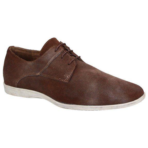 Blau r 077 CAGAYA Herren Freizeit Schuhe aus Leder Business