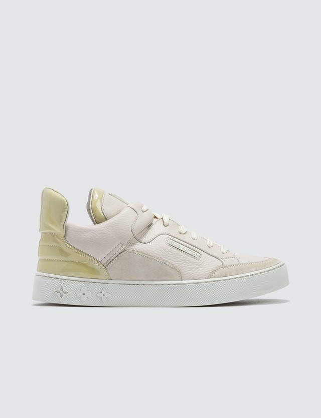 Kanye West X Louis Vuitton Don Cream This Item Is Brand New With Its Original Packaging It S Possibly Unwearable Due To Its Age Kanye West X Louis Vuitto