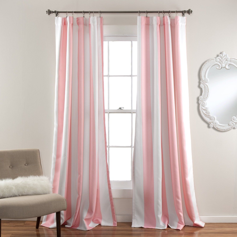 Amazon lush decor wilbur blackout window curtain panel soft
