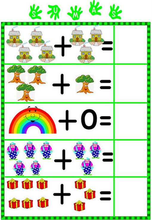 Ficha sumas 2 | matemáticas | Pinterest | Matemáticas