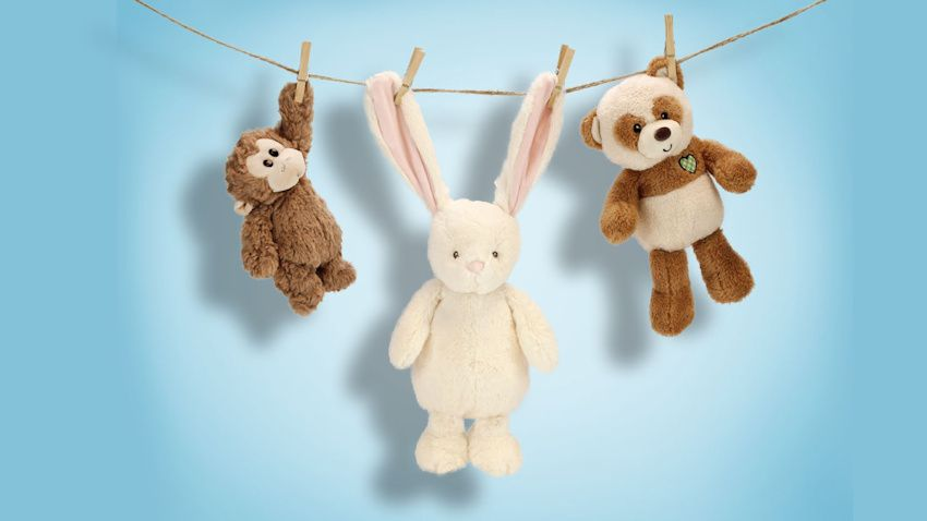 Diy how to clean your stuffed animals clean stuffed