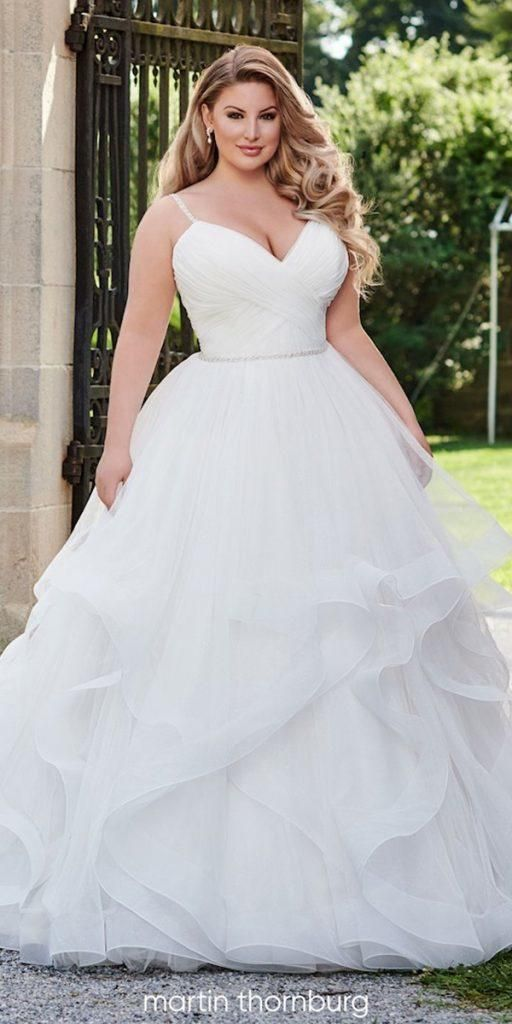 12 Plus Size Ball Gowns Wedding Dresses   Wedding Dresses Guide
