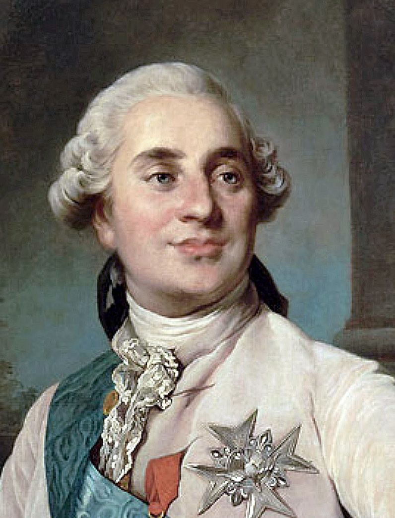 Louis Xvi Cato S Domain Marie Antoinette French Revolution Louis Xvi