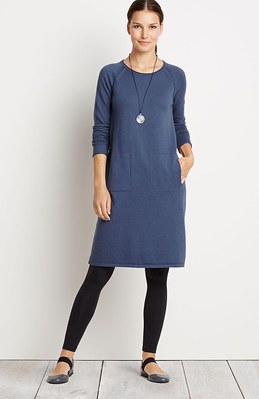 Pure Jill two-pocket dress from J.Jill