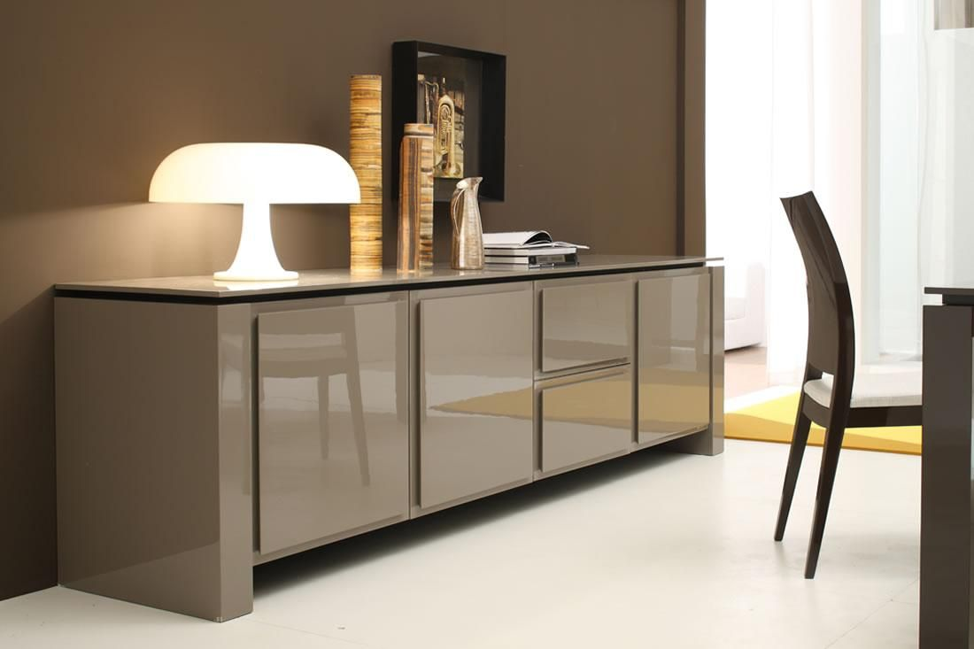 Beautiful Black Lacquer Dining Room Furniture 1 Modern Dining Room