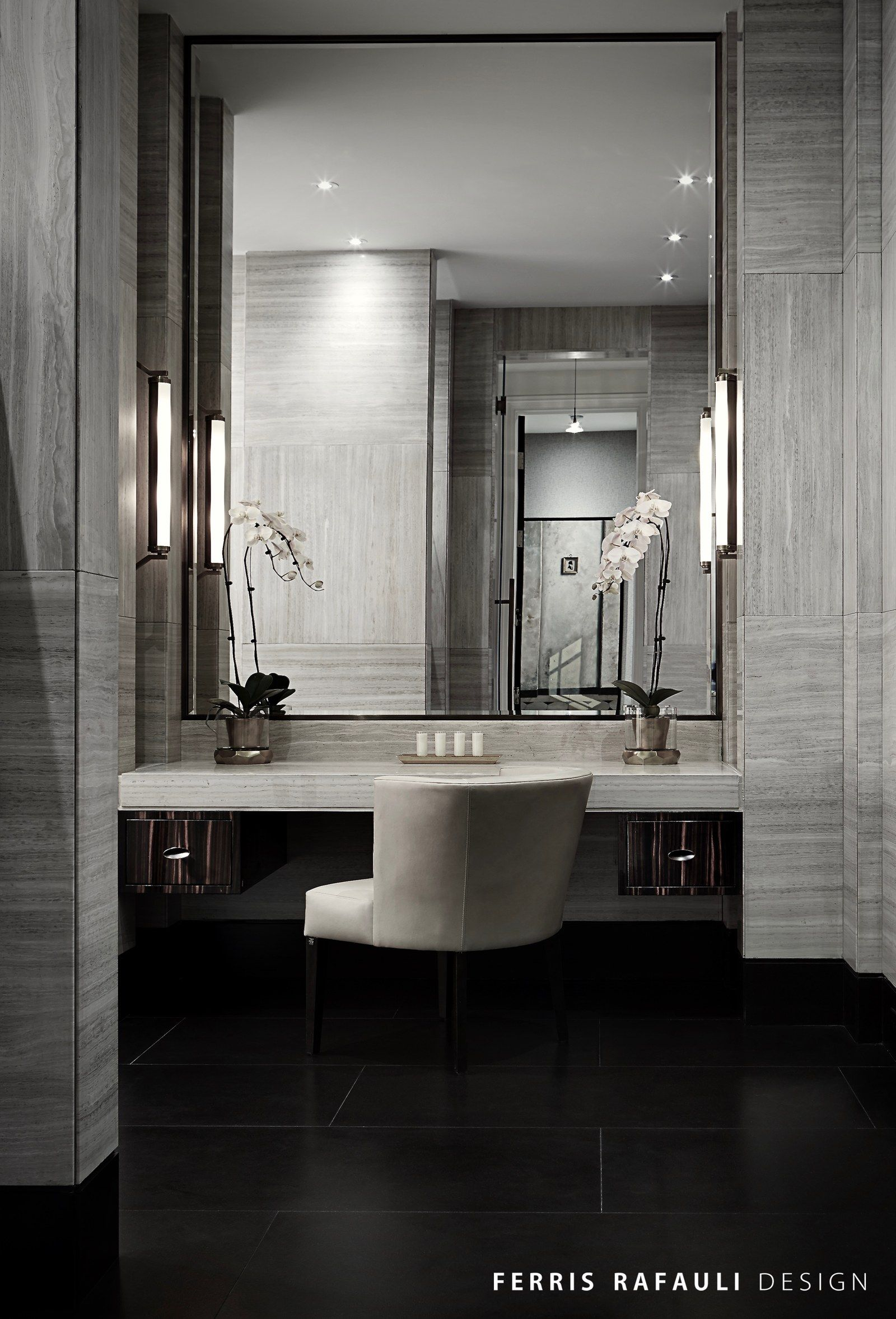 Ferris rafauli architecture by ferris rafauli get for Bathroom designs with dressing area