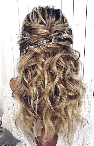 Spring Weddings Family Weddings Quizzle Wedding Xi Bing Indian Weddings Gone Wrong Four In 2020 Wedding Hairstyles For Long Hair Hair Styles Wedding Hair Down