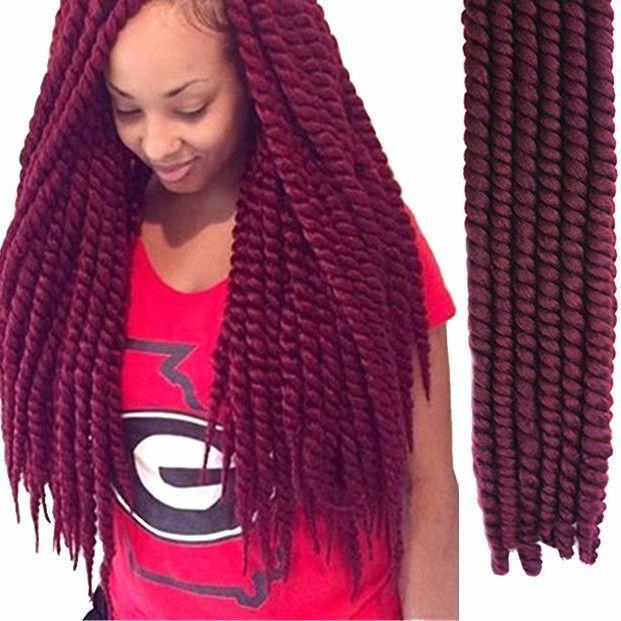 kanekalon 22 39 39 havana mambo twist crochet braid hair coiffures pinterest coiffures. Black Bedroom Furniture Sets. Home Design Ideas