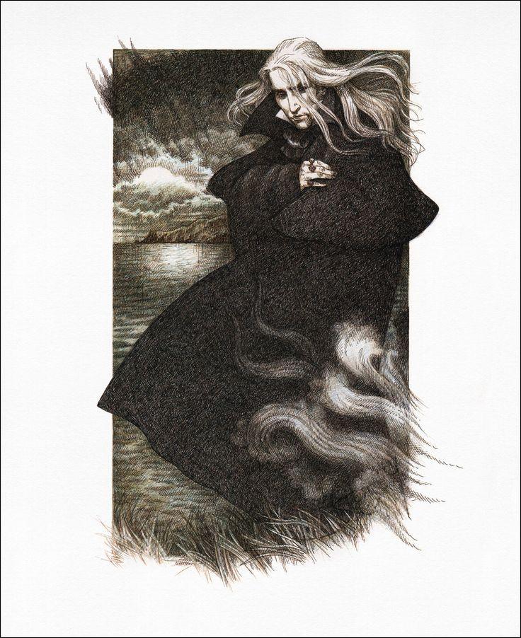 Dracula ~ Anne Yvonne Gilbert
