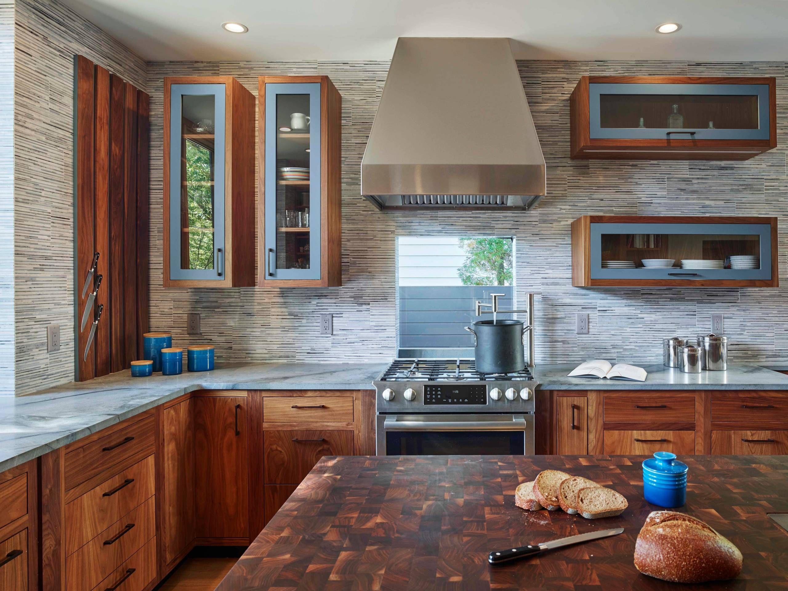 9 Amazing Kitchen Design Ideas – Home Awakening   Kitchen cabinet ...