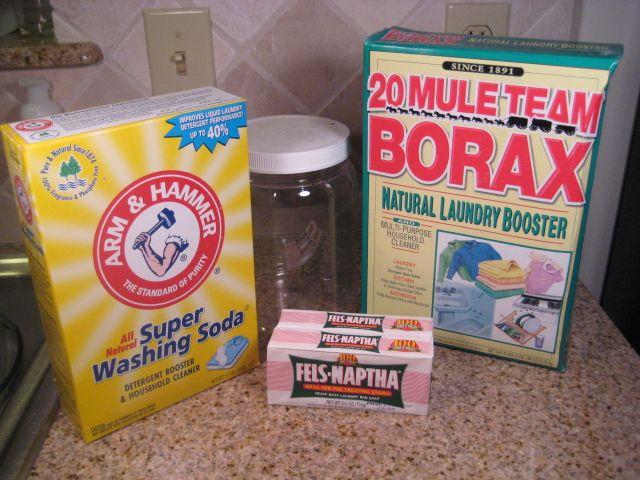 How To Make Homemade Laundry Soap Recipe Laundry Soap Homemade