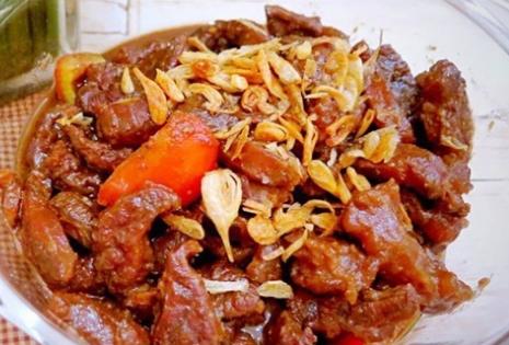 Resep Oseng Oseng Daging Kambing Bumbu Kecap Praktis Dan Lezat Resep Masakan Resep Daging Kambing