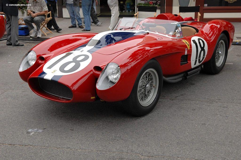 Ferrari 250 Testa Rossa Ferrari Classic Sports Cars Expensive Cars