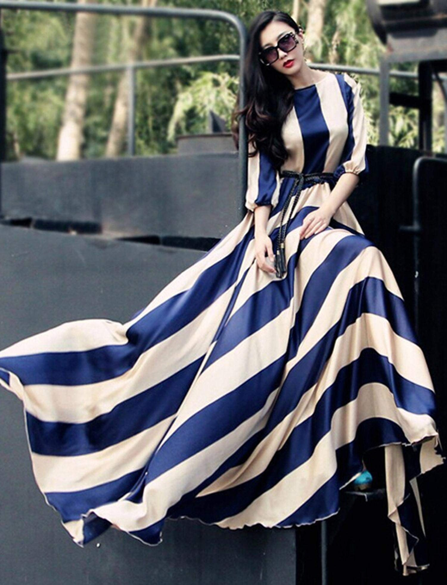 Pin by Весна Vesna on maxi dresses | Pinterest | Maxi dresses, Dress ...
