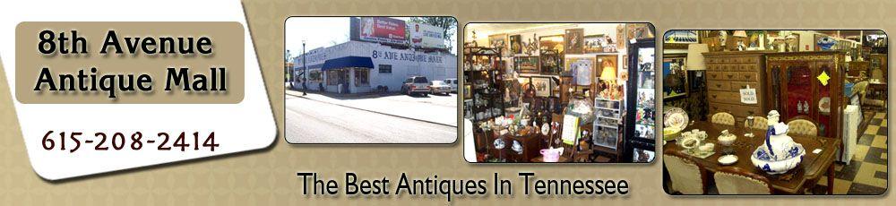 Antique Shop Nashville, TN - 8th Avenue Antique Mall