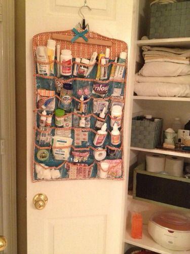 Medication Organizer Ideas Storage Solutions Hanging jewelry
