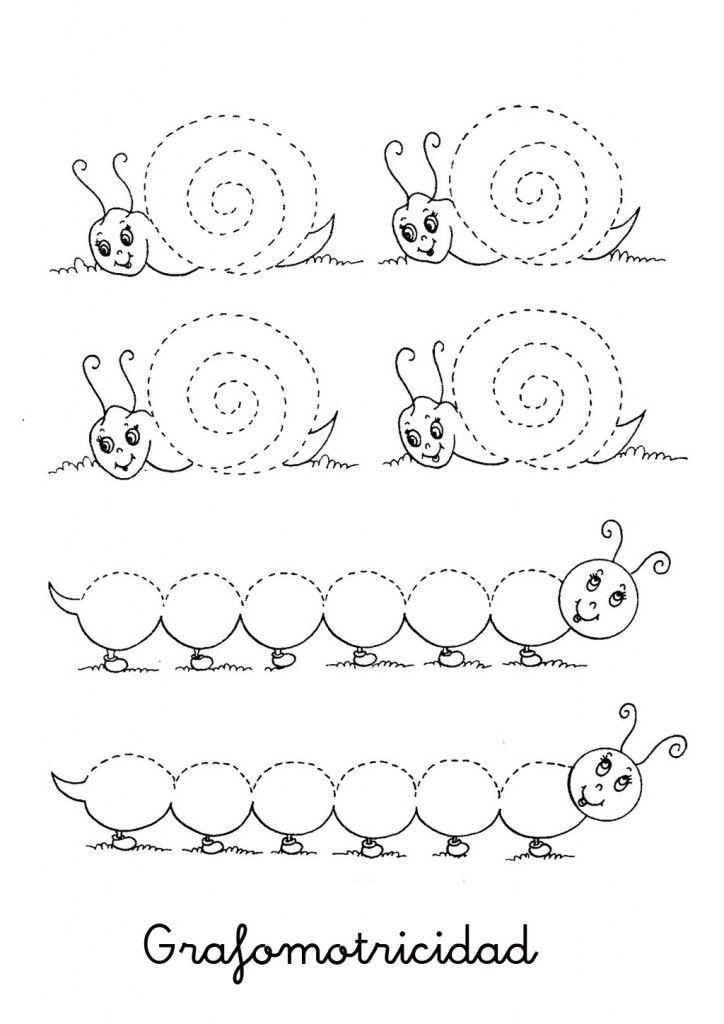 grafomotricidad12 | Preescolar | Pinterest