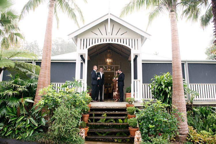 Verandahs Byron Bay hinterland wedding venue | Copyright ...