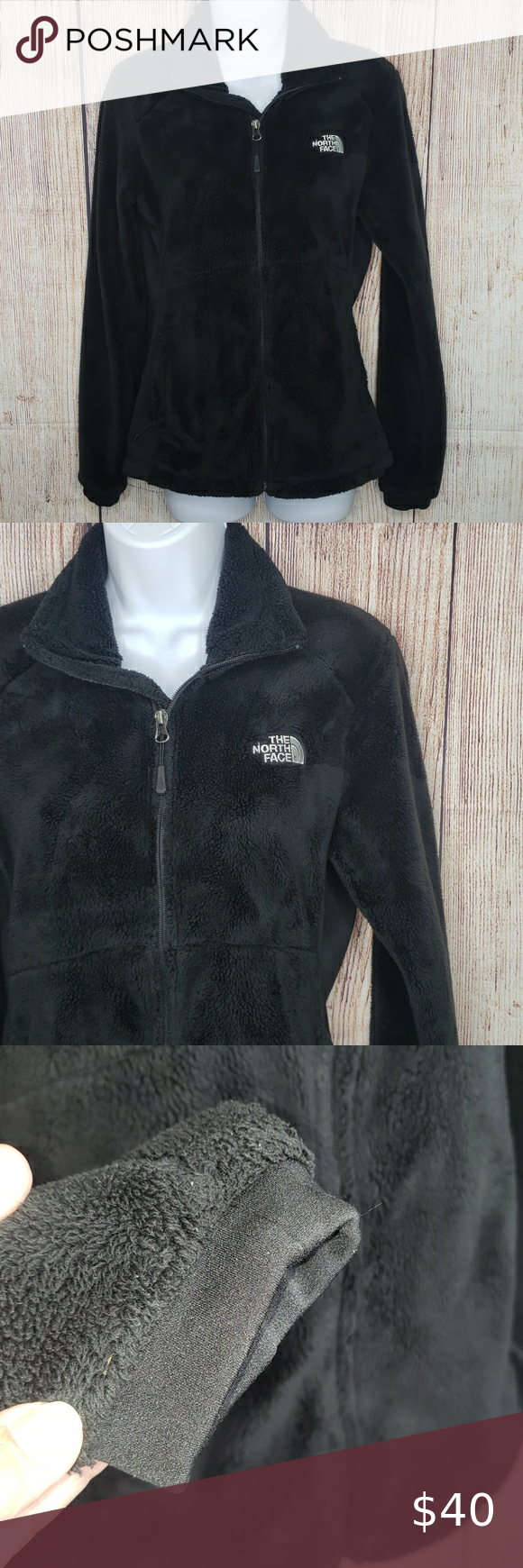 The North Face Fuzzy Jacket Fuzzy Jacket The North Face Black North Face [ 1740 x 580 Pixel ]