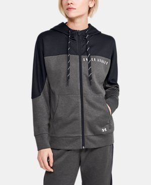 Photo of Women's UA RECOVER™ Knit Full Zip | Under Armour US
