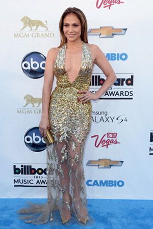 Jennifer Lopez at the Billboard 2013 Awards