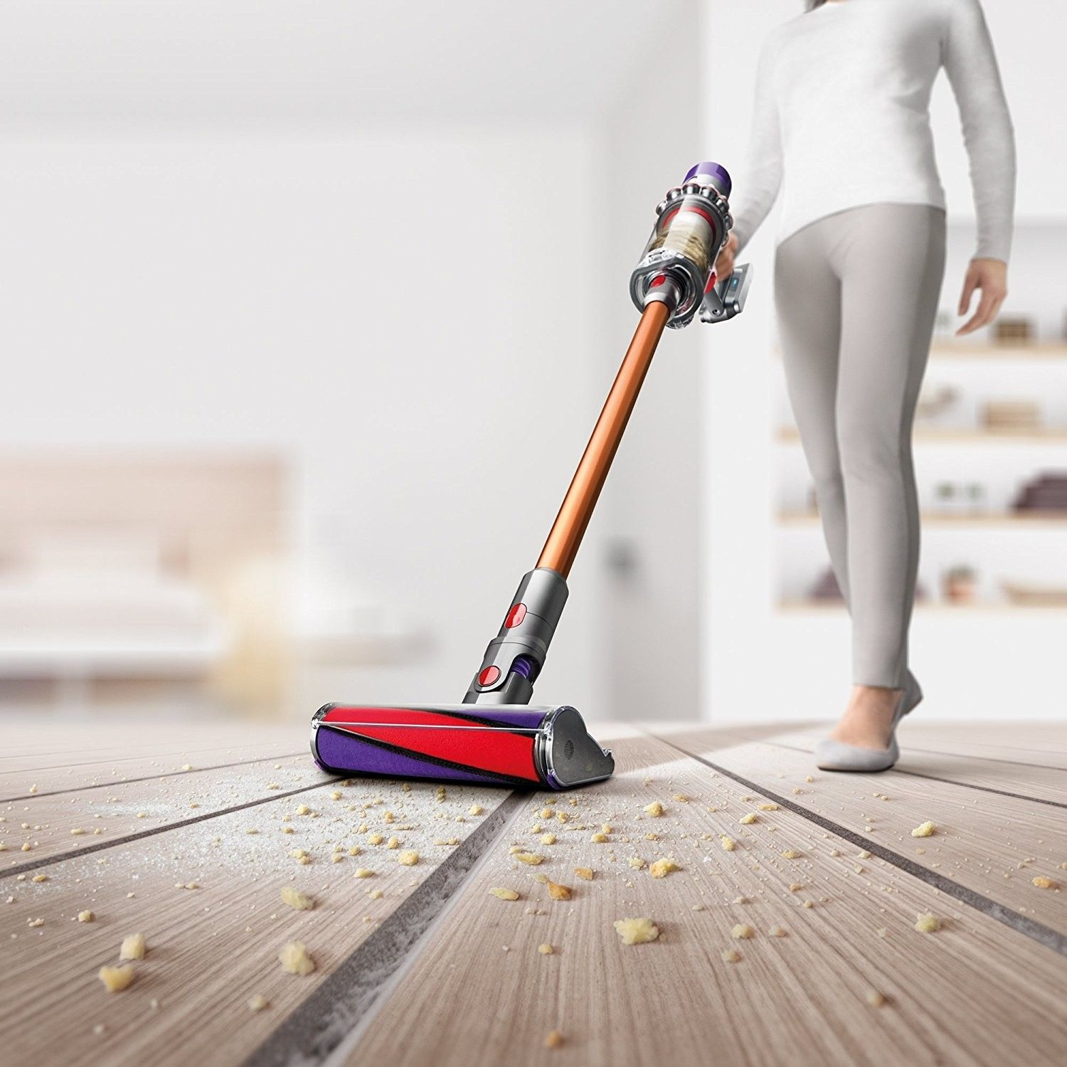 Dyson Cyclone V10 Absolute Cordless Stick Vacuum Cleaner Vacuum Cleaner Stick Vacuum