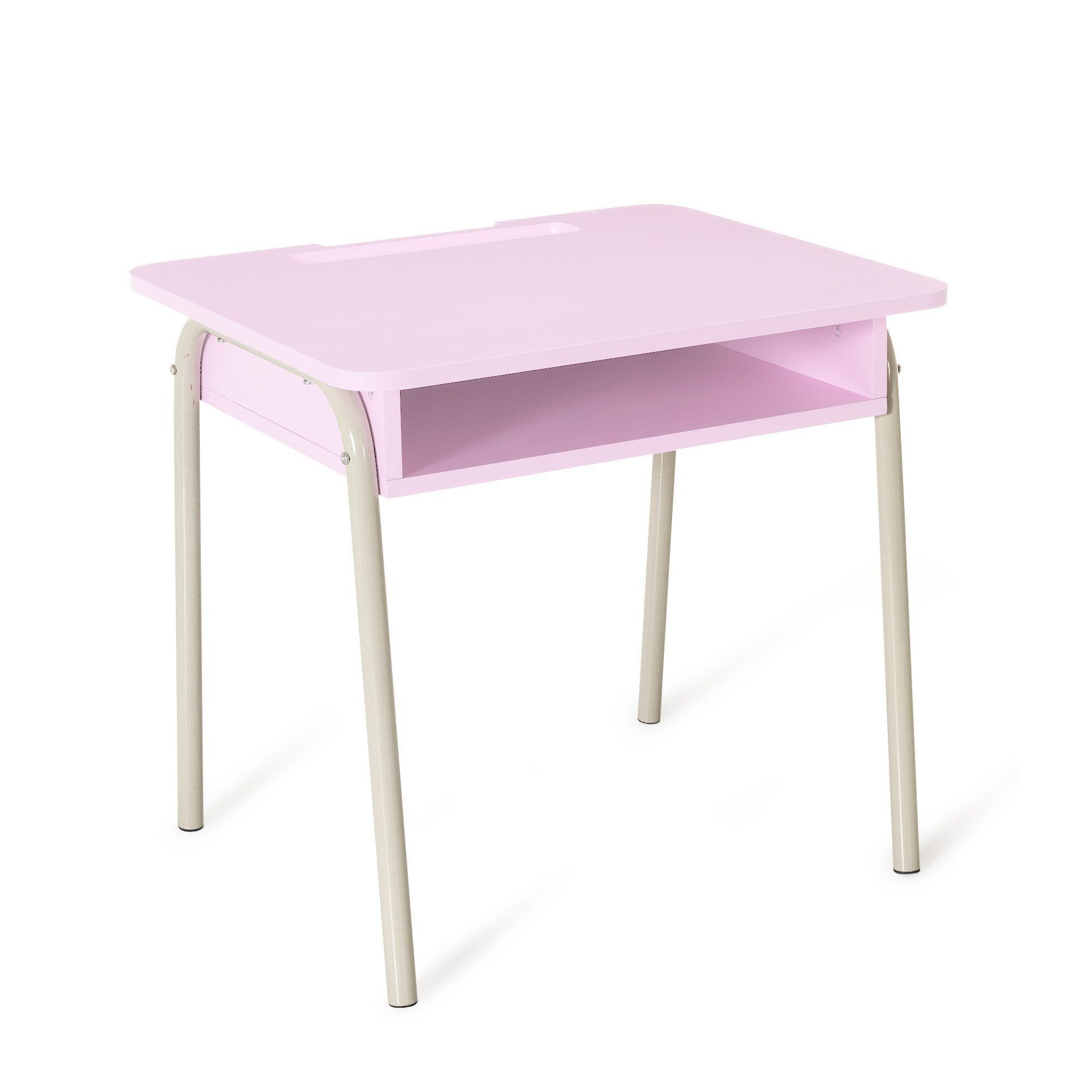bureau fille rose chaise bureau fille rose with bureau fille rose elegant bureau chambre ado. Black Bedroom Furniture Sets. Home Design Ideas