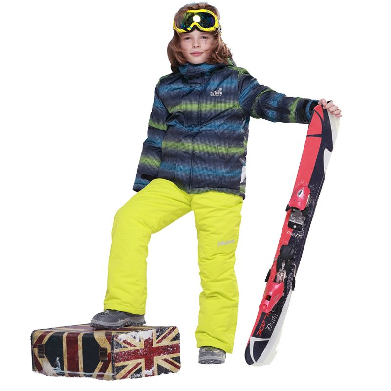 ac6ad9e0b Find More Skiing Jackets Information about Phibee Kids Ski Suit Boys ...