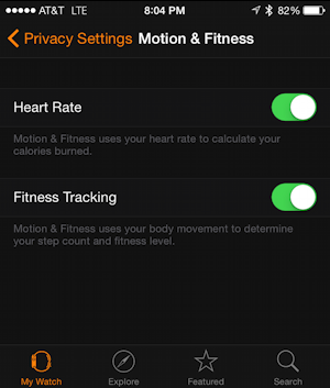 How Do I Disable Health Tracking On My Iphone Ask Dave Taylor Gadgets And Gizmos Iphone Track Workout