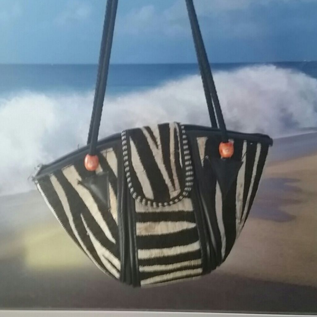 From South Africa Print Bag
