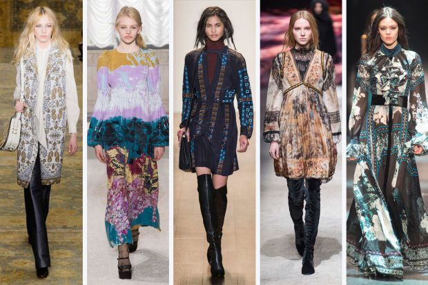 Fall boho look for 2016 - Get ready