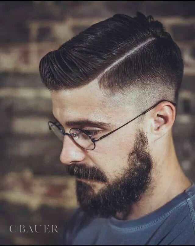 Pin By Samantha Thomas On Mens Cuts Pinterest Haircuts Beard