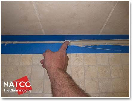 How To Professionally Re Caulk A Tile Shower Shower Tile