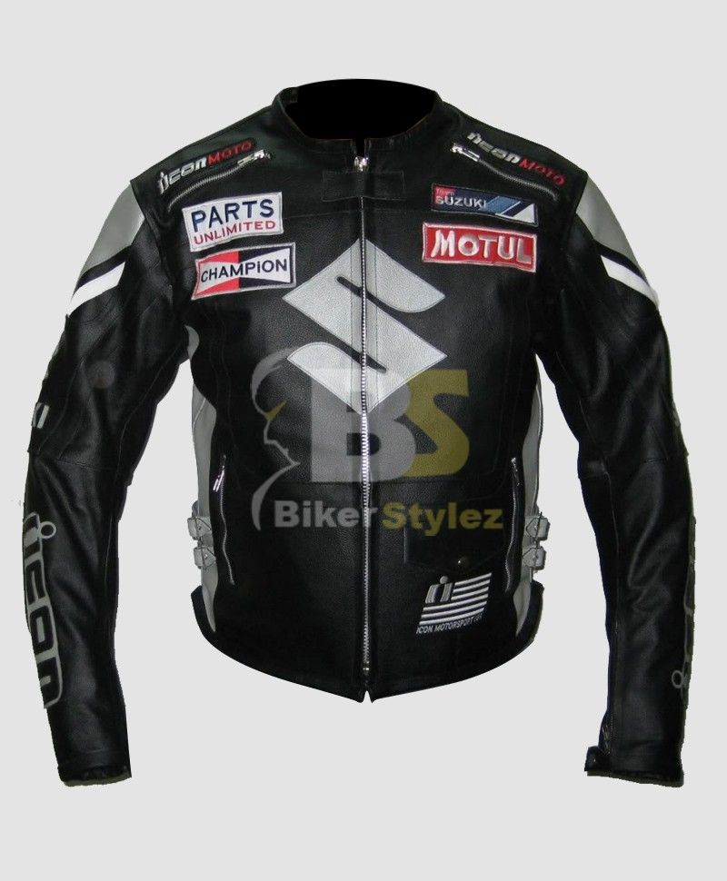 Develop Your Confidence With Suzuki Victory Motorcycle Black Jacket Leather Motorcycle Jacket Victory Motorcycle Motorcycle Jacket